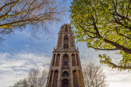 Utrecht binnenstad - Domtoren
