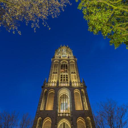 Utrecht by Night - Domtoren