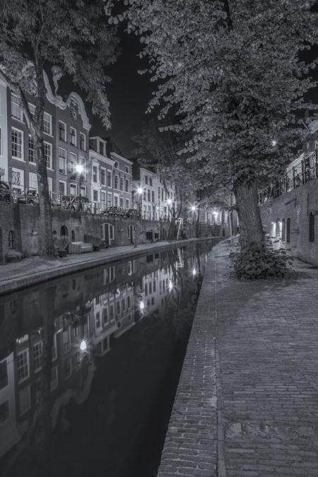 Utrecht by Night - Nieuwegracht