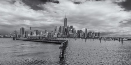 New York Skyline foto - Lower Manhattan