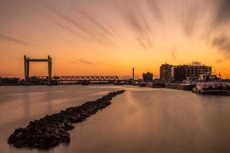 Dordrecht by Night - Zwijndrechtse brug