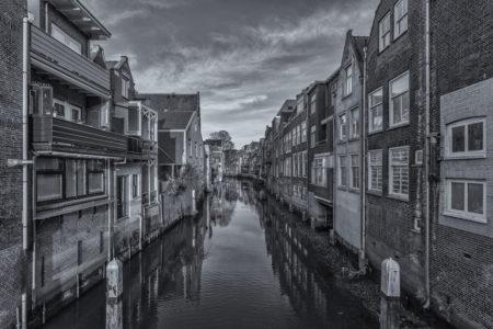 Dordrecht binnenstad foto - Voorstraatshaven