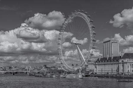 Londen foto - London Eye
