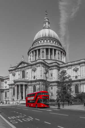 Londen foto - St. Paul's Cathedral