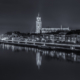 Deventer Skyline by Night | Tux Photography