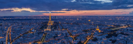 Parijs by Night foto - Tour Montparnasse | Tux Photography Shop