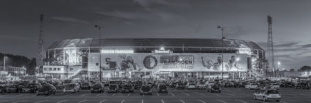 Feyenoord Rotterdam stadion De Kuip 2017 | Tux Photography
