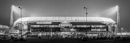 Feyenoord Rotterdam stadion de Kuip 2017