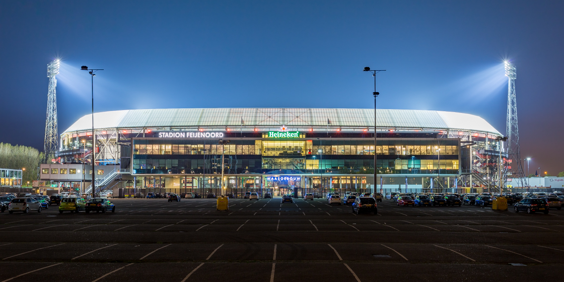 Feyenoord rotterdam stadion de kuip 2017 tux photography for Canvas feyenoord de kuip