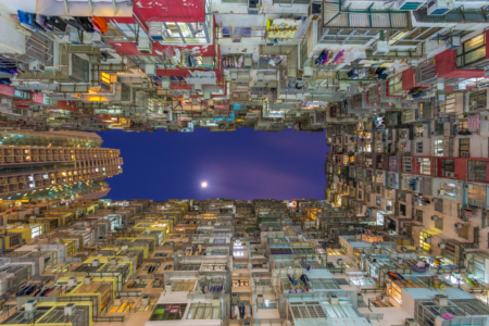 Hong Kong architectuur - Quarry Bay | Tux Photography Shop