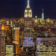 New York Skyline foto - Empire State Building | Tux Photography Shop