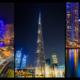 Dubai by Night - Dubai Drieluik